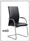 Konferenční, jednací židle