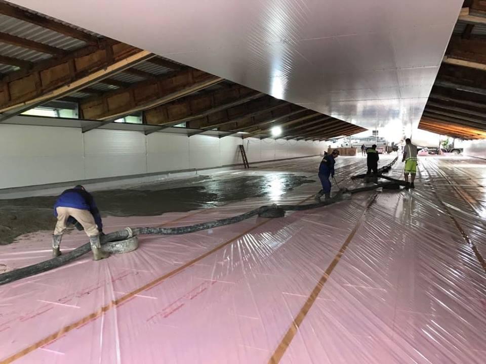Úpravy betonových ploch Liberec