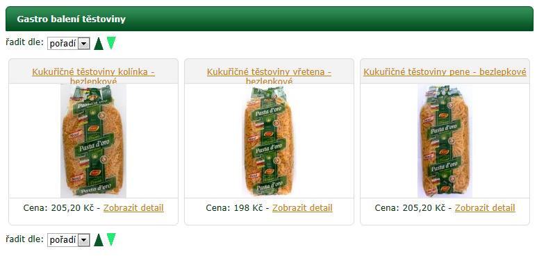 Bezlepková mouka, celiakie, NATURAL PACK group, s.r.o.