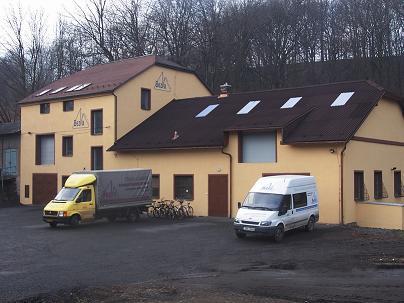 Velkoobchod, prodej PVC žlaby Ústí nad Orlicí