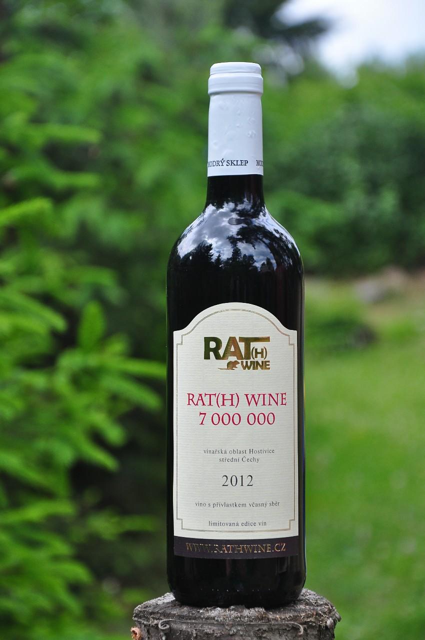 Rathovo víno - dárkové balení Rathwine