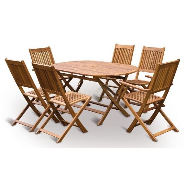 Zahradní nábytek pro 6 osob, NEJLEVNĚJŠÍ NA TRHU !