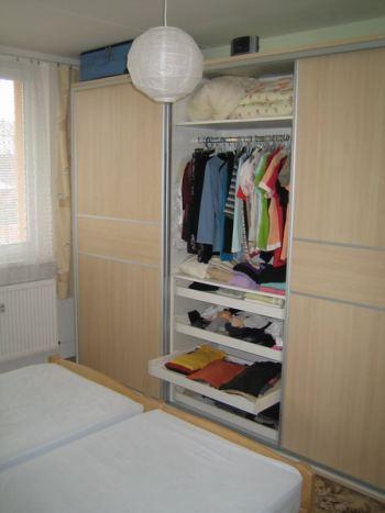 Vestavěné skříně, Vysočina, Žďár