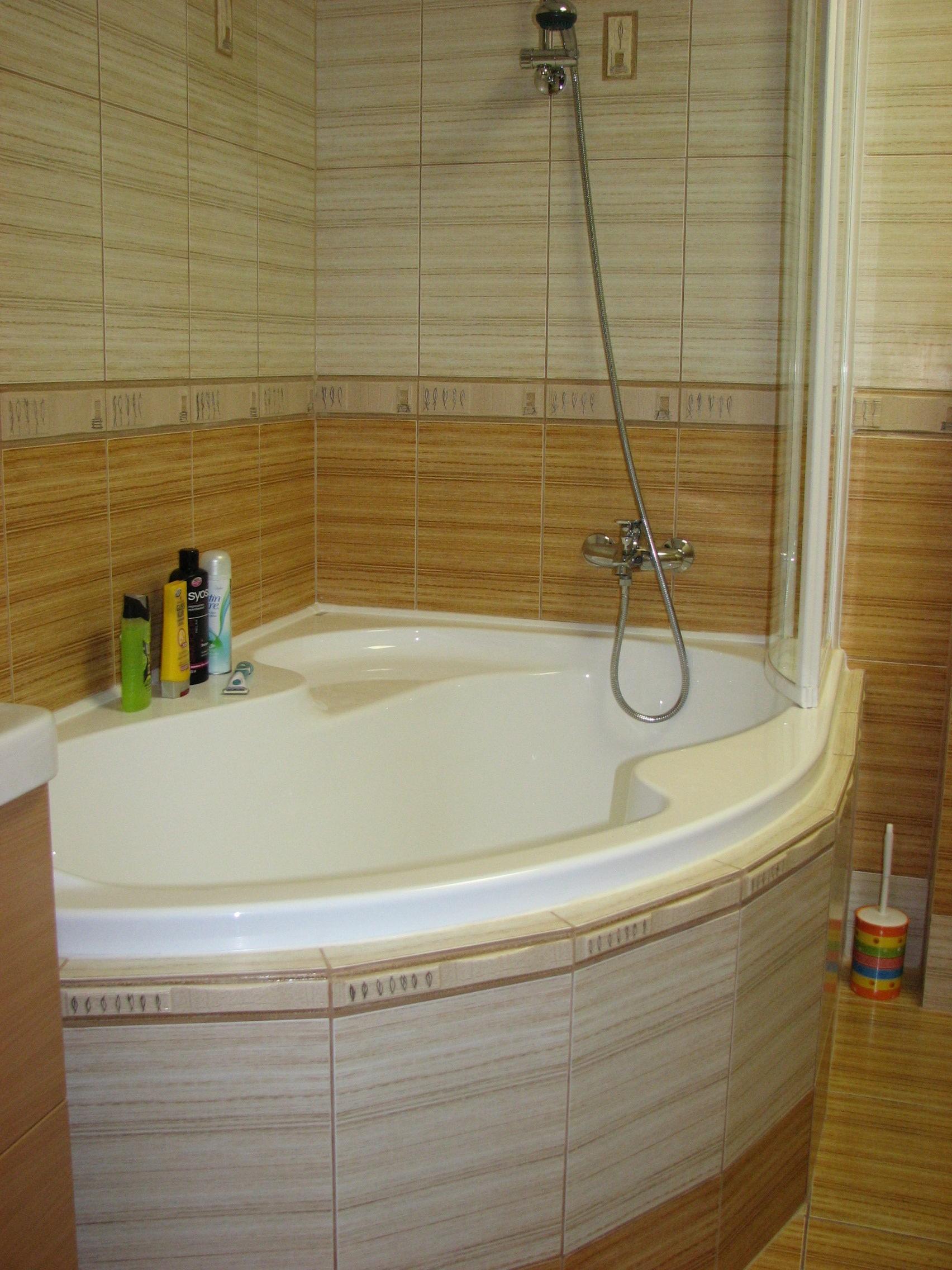 Rekonstrukce koupelen.