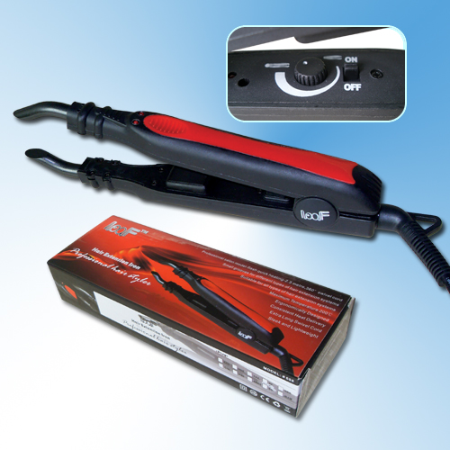 Professional set for hair extension also for beginners, the Czech Republic