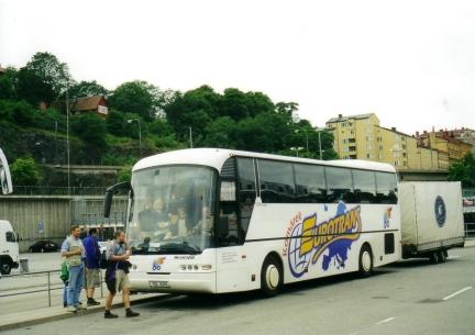 Autobusová doprava po České republice .