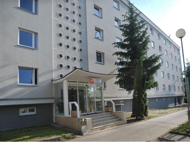 Vysokoškolské koleje, sezónní levné ubytování na kolejích ve Zlíně