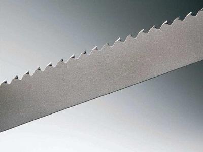 Výroba, kovovýroba pilových pásů, nožů, pilové pásy Zlín