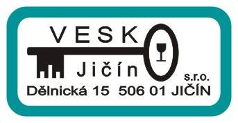 Akční leták - velkoobchod domácích potřeb VESKO Jičín