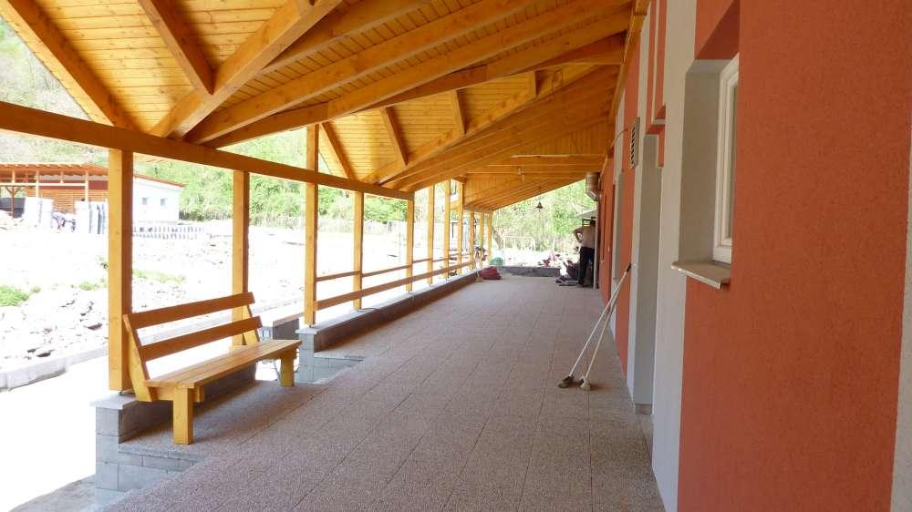 Návrhy, projekty, dřevěné konstrukce střech, Uherské Hradiště, Zlín