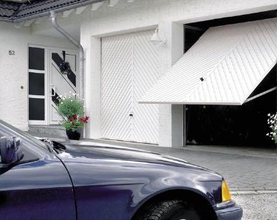Dveřní a vratové systémy, vjezdové brány Olomouc - prodej, montáž