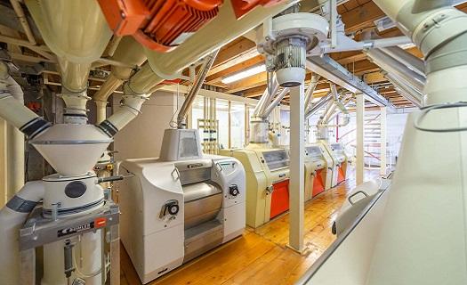 Mlýnské výrobky a krmiva - výroba a prodej kvalitních surovin