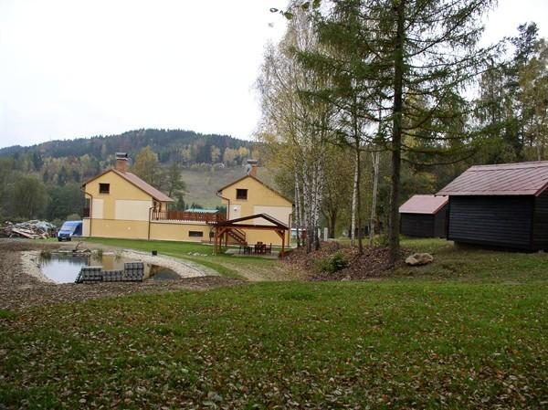 Renting of a cottage, Svojanov holiday resort, the Czech Republic