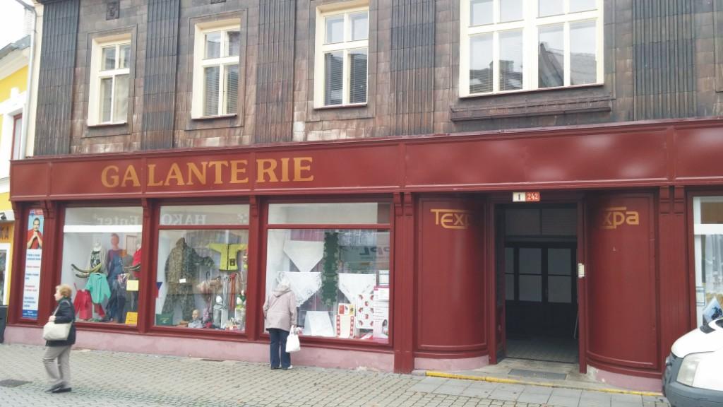 Metrový a bytový textil, oděvní látky - prodej