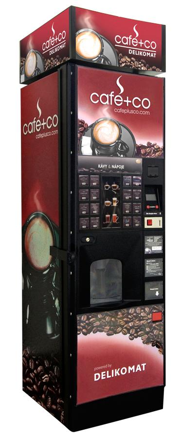 nápojový automat Delikomat