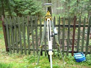 Prodej geodetických přístrojů