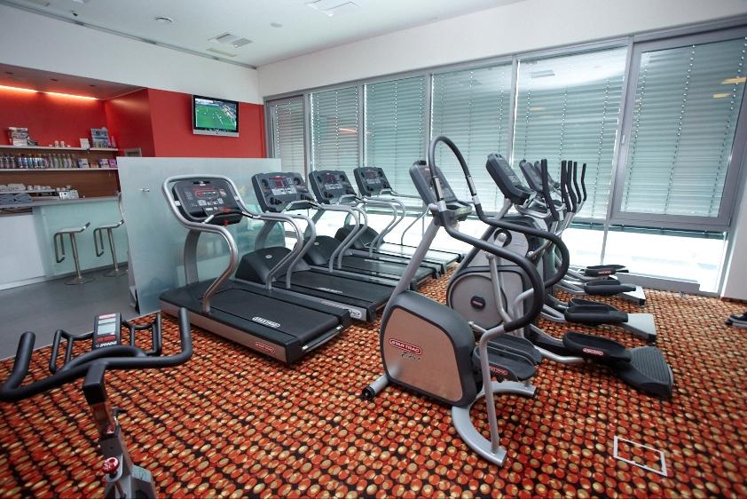 Fitness posilovna osobní funkční trénink