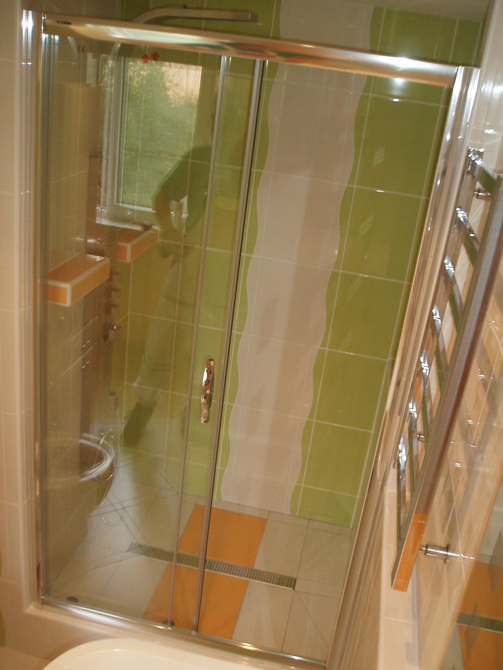 Rekonstrukce bytových jader, koupelen Chodov, Sokolov, Karlovy Vary