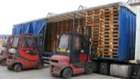 Prodej dřevěných palet Kralupy nad Vltavou