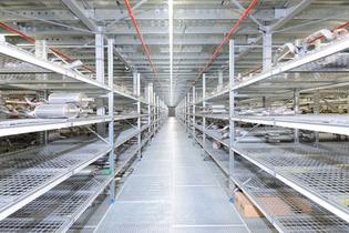 Výroba, prodej regálové systémy pro prodejny