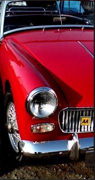 Renovace a lakování aut