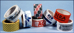 LDPE, potištěné, textilní, samolepící pásky, práskačky Zlín