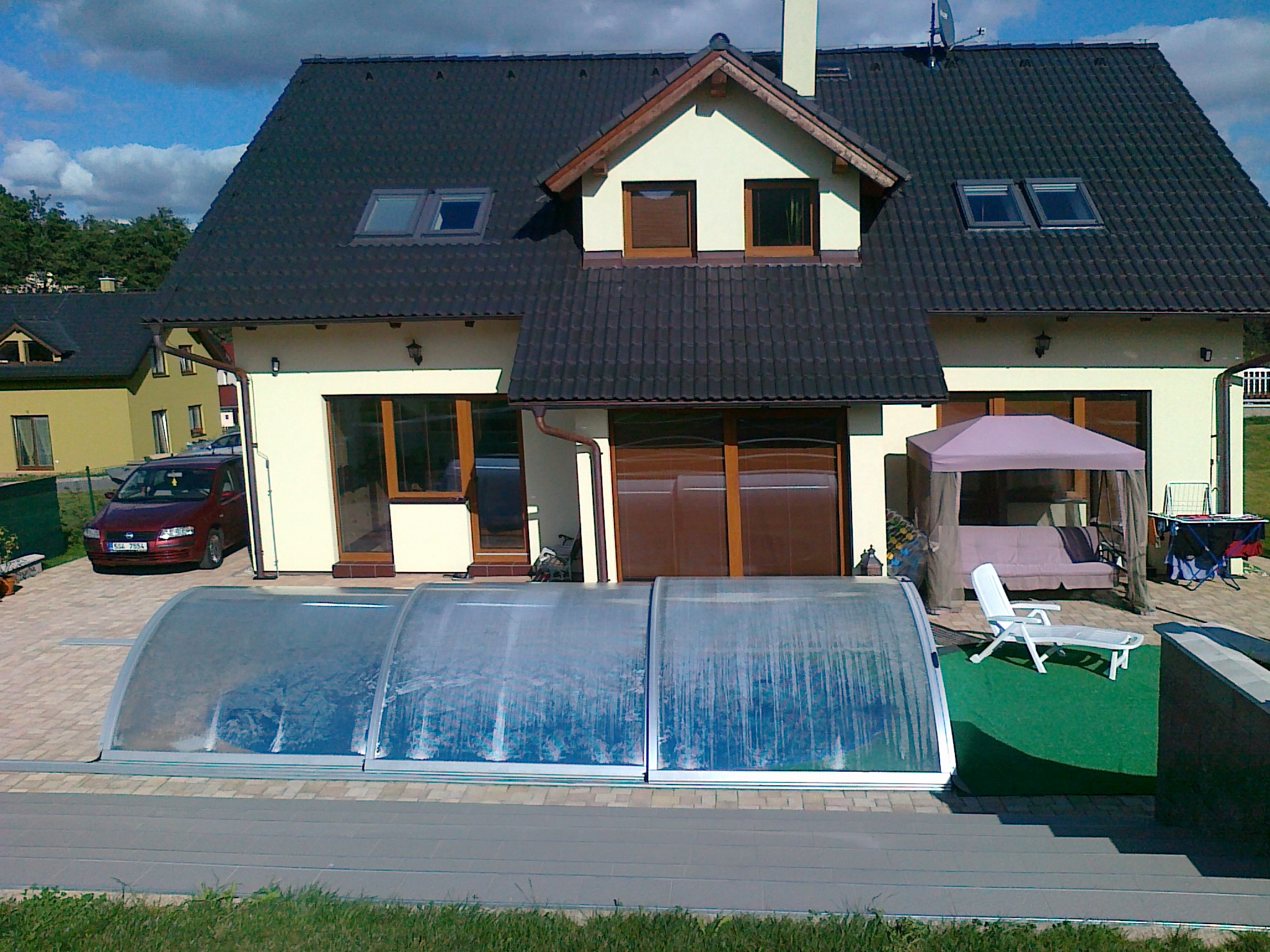 Realizace a výstavby rodinných domů na klíč
