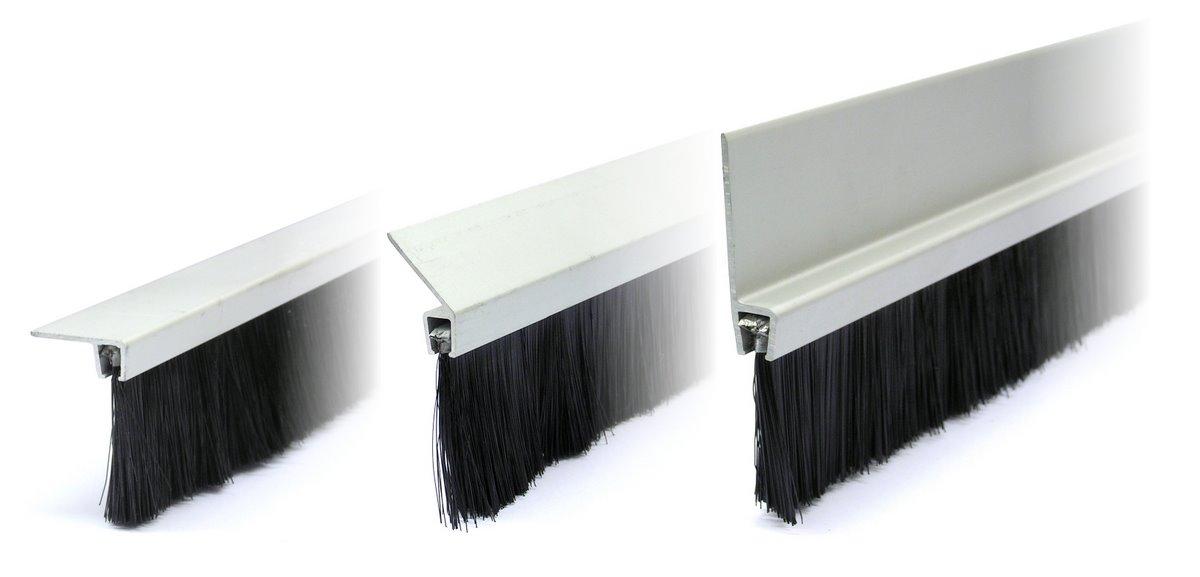 Stavební kartáče STRIBO v akci - 20%, Novinka - hliníkové a laminované pásky
