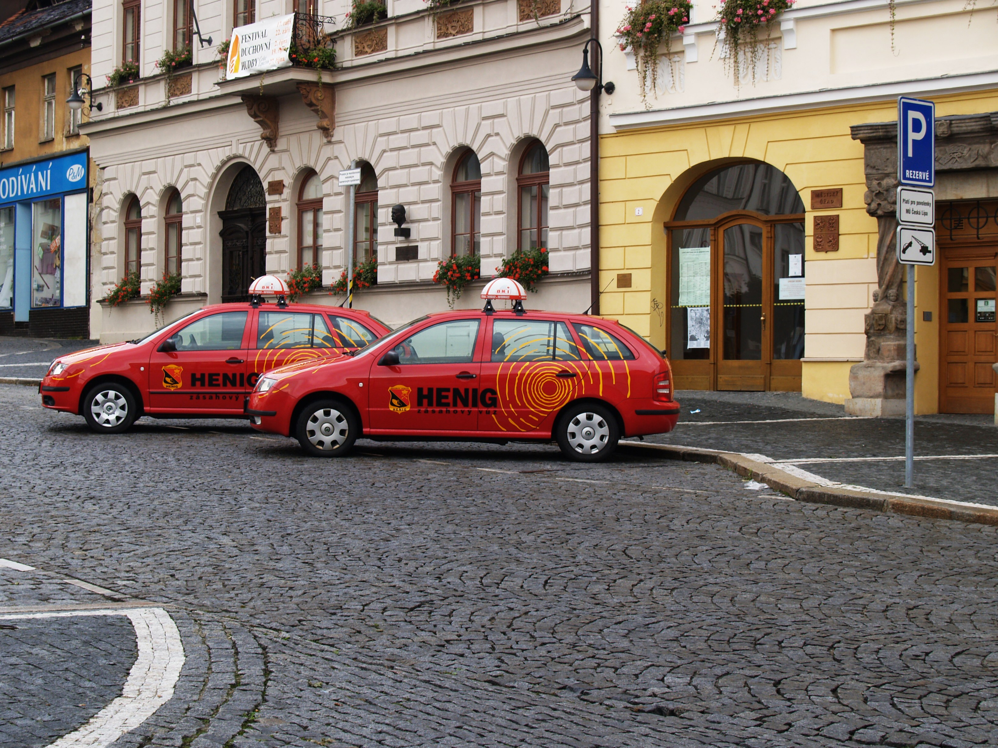 Instalace sledovacích a střežících systémů do automobilů - ONI