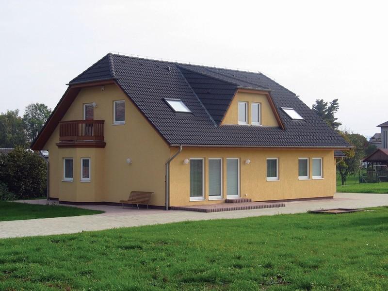rekonstrukce rodinných domů Jeseník