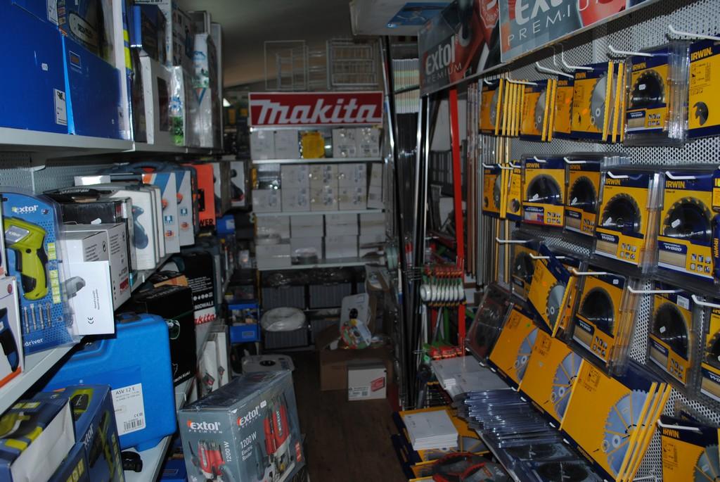 Prodej ruční a elektrické nářadí okres Kladno