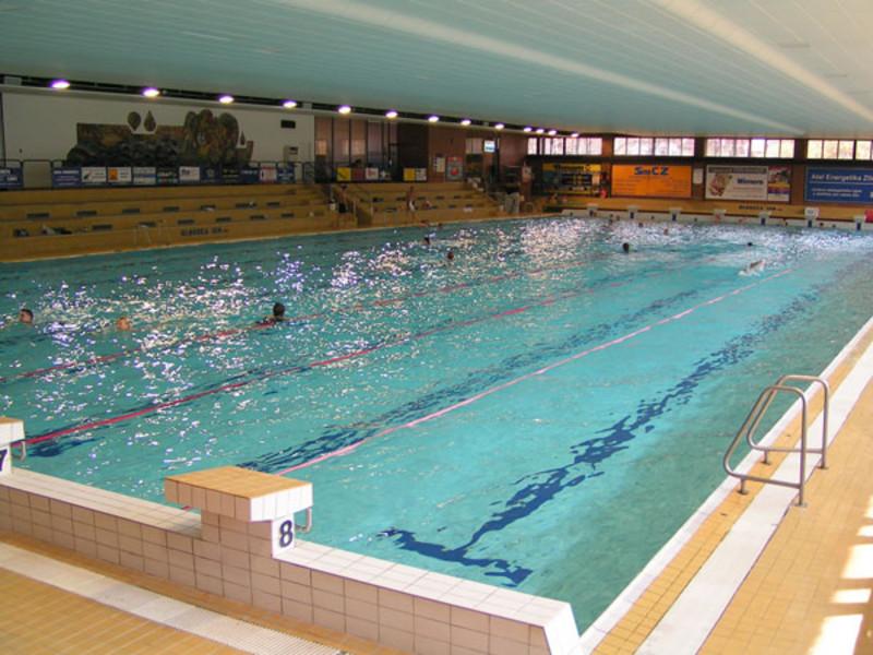 Plavecký, krytý bazén, koupaliště, plavání pro veřejnost