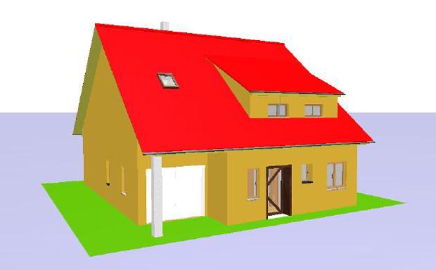 Řadový dům 4+1 s garáží - hodějice u Slavkova