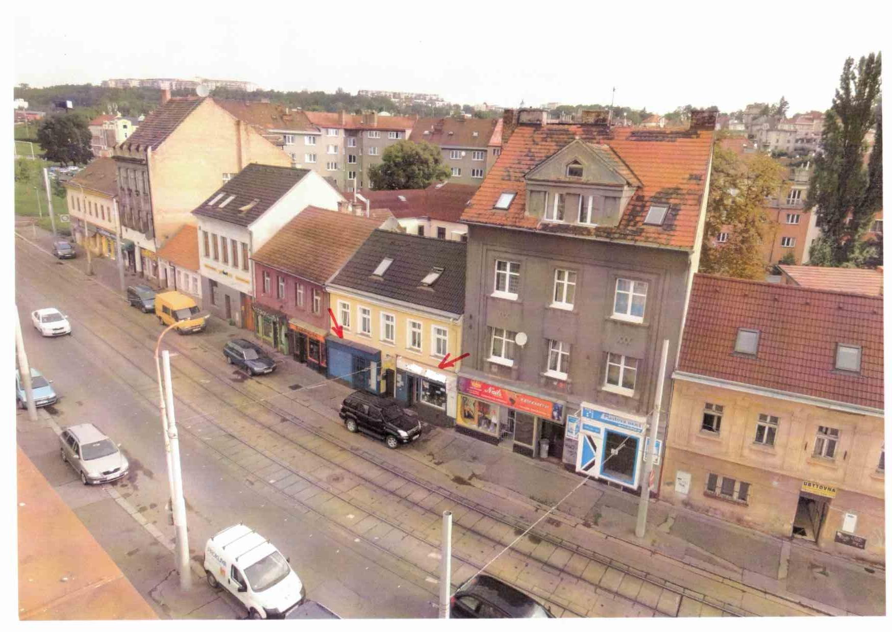Praha, nabídka pronájem prodejny např. pro internetový obchod, prodejna k pronájmu jako kancelář .