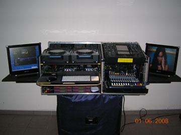 DVD videodiskotéky DJ Mirka Raise