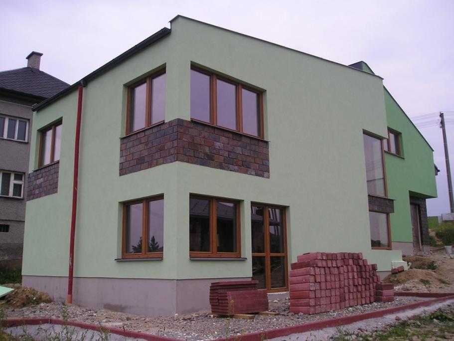 Pasivní, nízkoenergetické domy, rodinné domy na klíč, dřevostavby