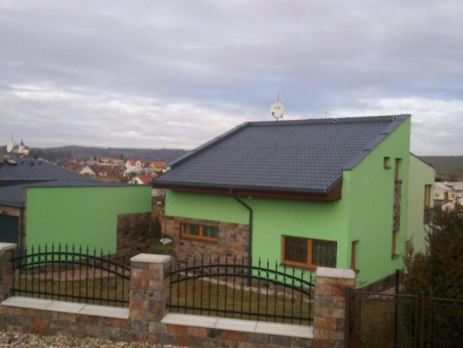 Nízkoenergetická dřevostavba na klíč Ostrava