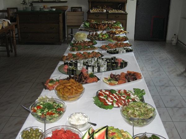 Firemní akce, firemní školení, školící středisko, Penzion a vinařství U Hroznu