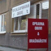 Expresní opravna obuvi Praha 3