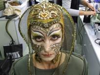 Tříměsíční maskérský kurz Praha - pod vedením mistra Petra Fadrhonse - Fazamakeup