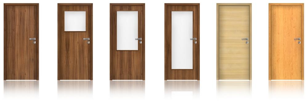Moderní interiérové dveře
