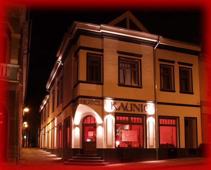 Akce - tři noci za cenu dvou - ubytování Hotel Kaunic