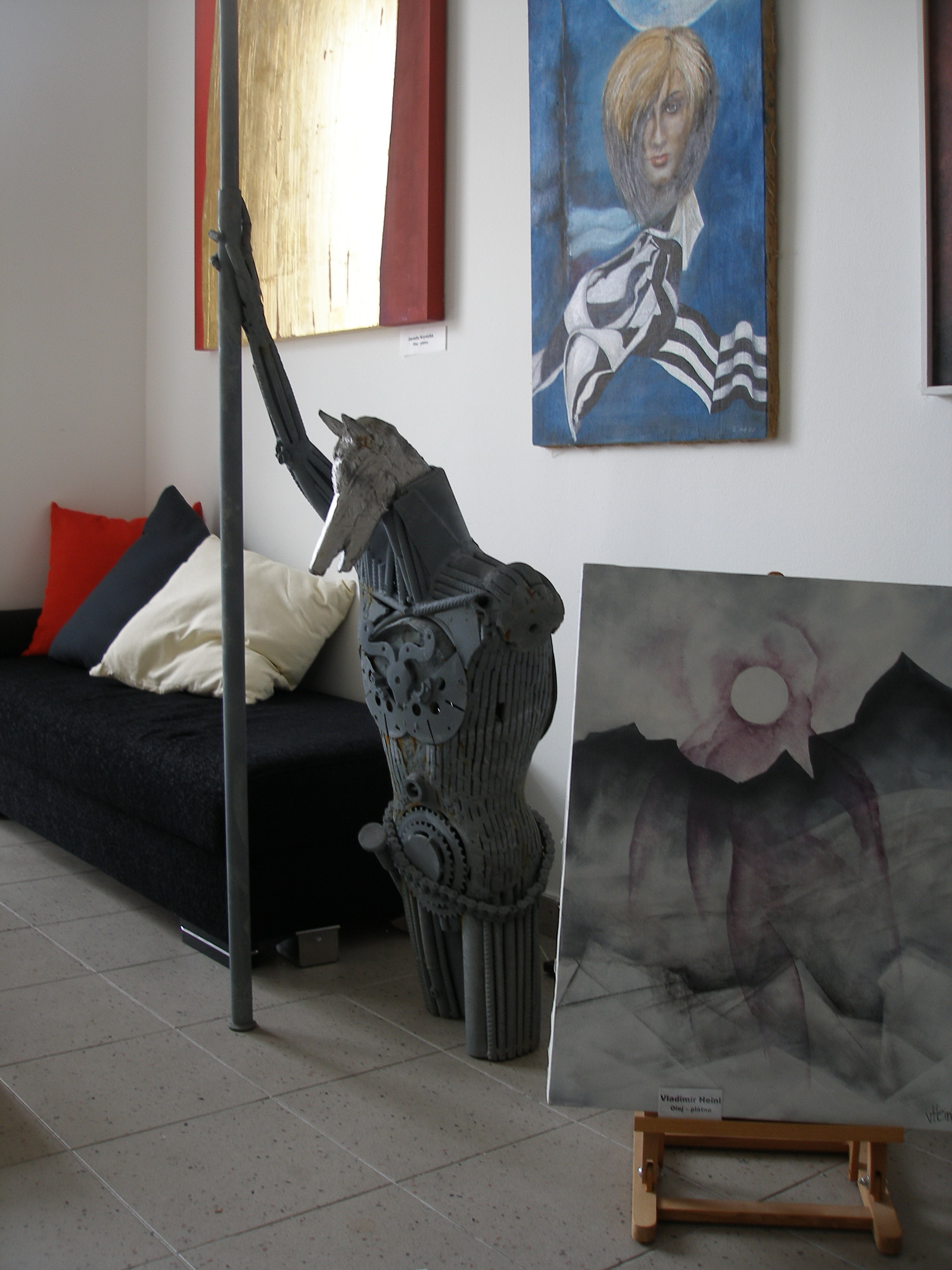 Vybavení interiéru - obrazy, originální design interiéru