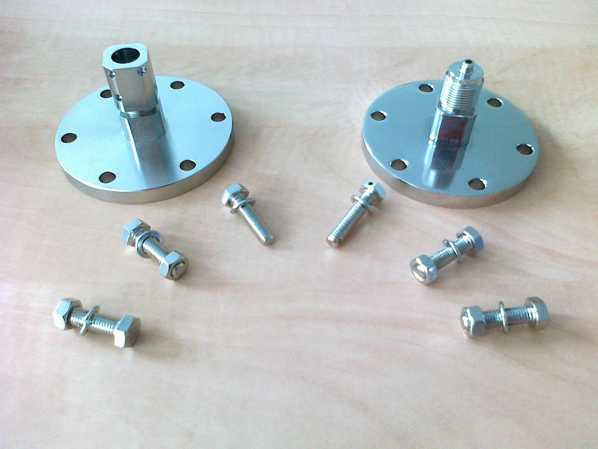 Elektrochemické leštění nerezové oceli - kooperace