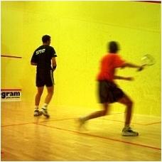 Squash, badminton, lezecká stěna, trampolína Ostava