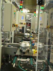 Průmyslová automatizace,robotizace