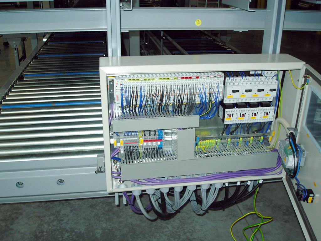 Výroba, prodej elektrických rozváděčů Zlín