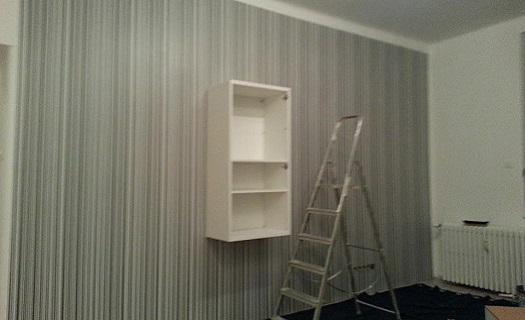 Malování již od jedné stěny