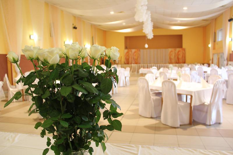 svatební oslava v hotelu Brno