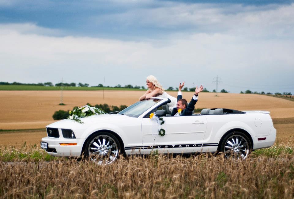 svatební den Brno